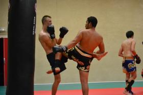 muay thai boxing club amiens
