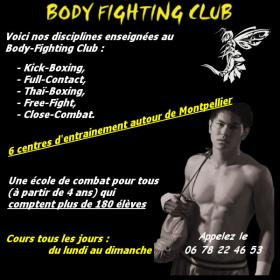 BODY FIGHTING CLUB