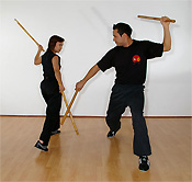 Art martial : Eskrima