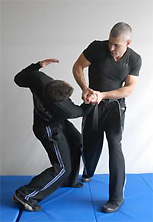 Self defense : kravmaga